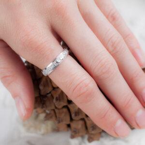 Парные кладдахские кольца