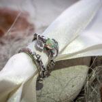 Эльфийские серебряные кольца