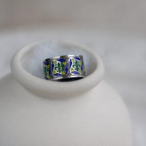 Кольцо в средневековом стиле
