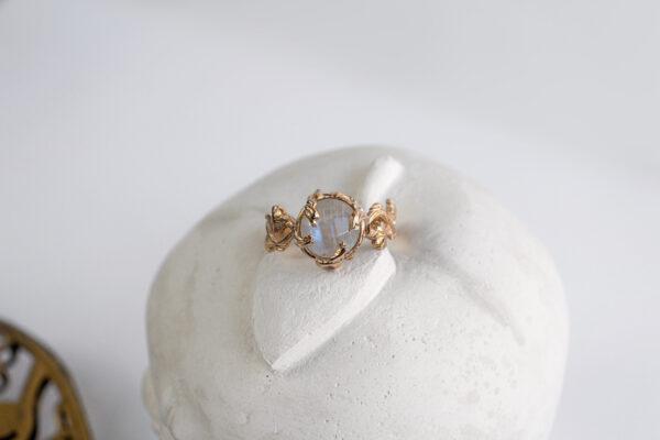 Дизайнерские помолвочные кольца