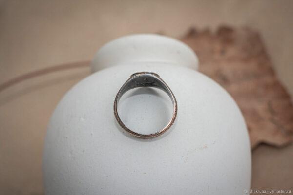 Сакральное мужское кольцо