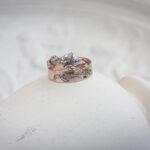 лесные свадебные кольца