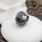 Авторское серебряное кольцо