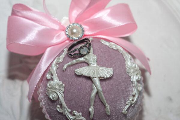 Изящное кольцо с лунником