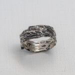 байкерское мужское кольцо