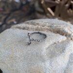 Серебряное кольцо в подарок любимой