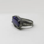 Фантастическое кольцо с опалом