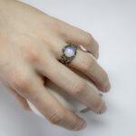 Крупное мужское кольцо