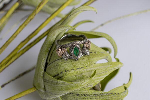Золотое эльфийское кольцо