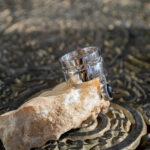 Стильное широкое кольцо