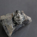 Мужской кулон с бриллиантами