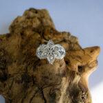 Эльфийское серебряное кольцо