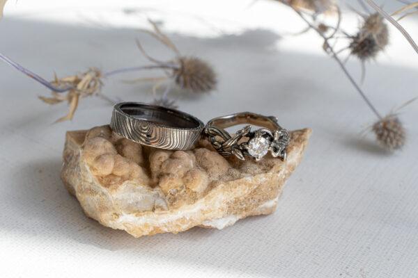 Эльфийские обручальные кольца