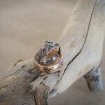 Лесные обручальные кольца